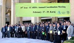 Nearly 100 Iranian scientists and policy makers worked with ICARDA staff to identify research priorities